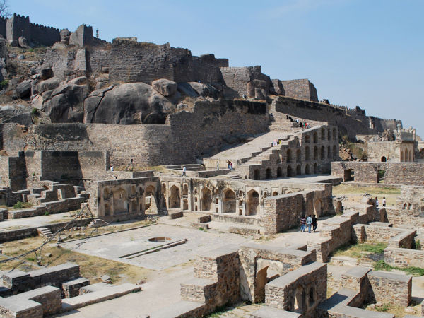 Golconda Fort – A dig into the history of Hyderabad