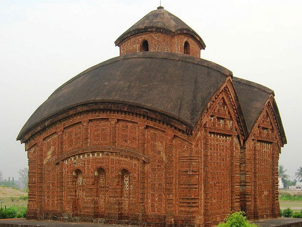 Jor Bangla Temple, Bishnupur