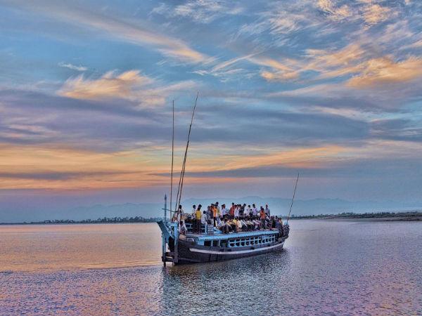 Majuli- World's Largest River Island