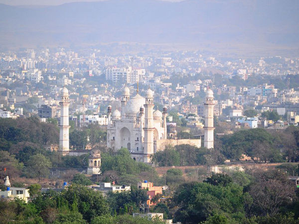 Tour Around the Places in Aurangabad