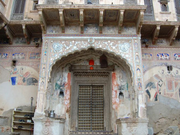 Haveli in Mandawa
