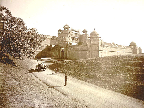 Two Entrances to the Fort