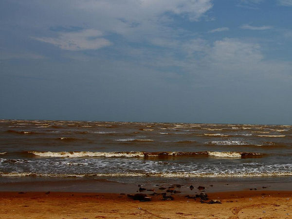 Chandipur Beach