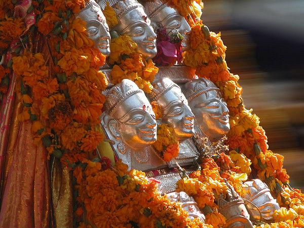 Dusshera Festival in Kullu