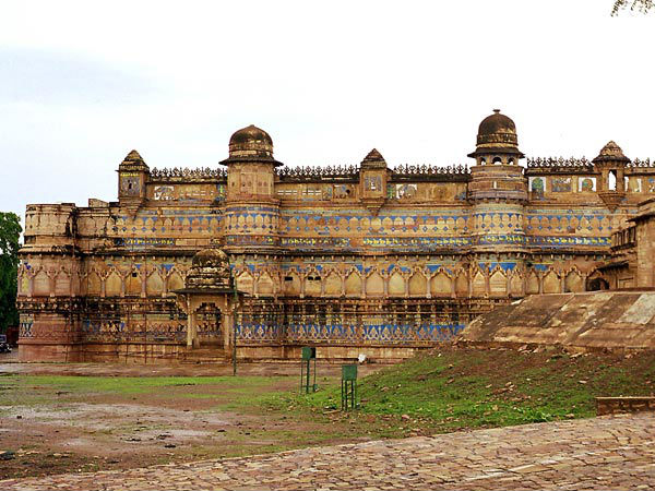 The Mesmerizing Fort of Gwalior