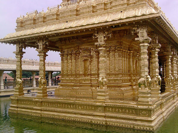 Sripuram Golden Temple, Vellore