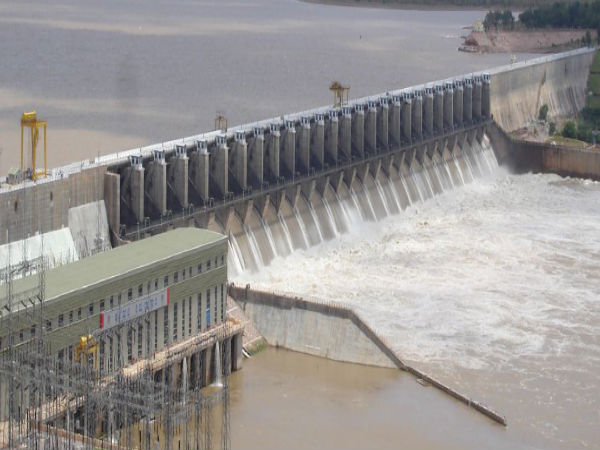 KRS Dam Construction Video  Kaveri River Dam  History of KRS 19101932