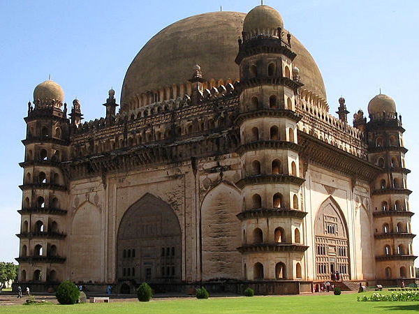 The Majestic Gol Gumbaz