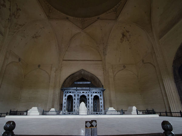 The Tomb of Mohammed Adil Shah