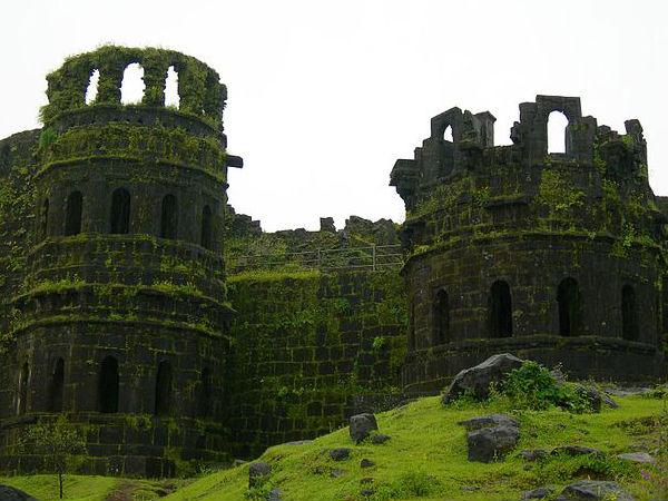 Ruins of the Towers