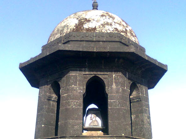 Samadhi (Tomb) of Chatrapati Shivaji