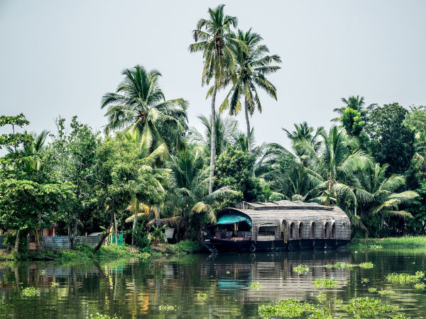 Houseboat Cruise in Alleppey