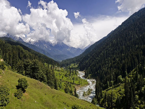 Pahalgam in Summer