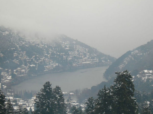 Nainital in Winter