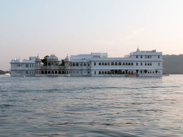 The Picturesque Lake Pichola in Udaipur