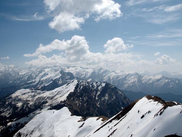 6 Winter Treks in the Himalayas