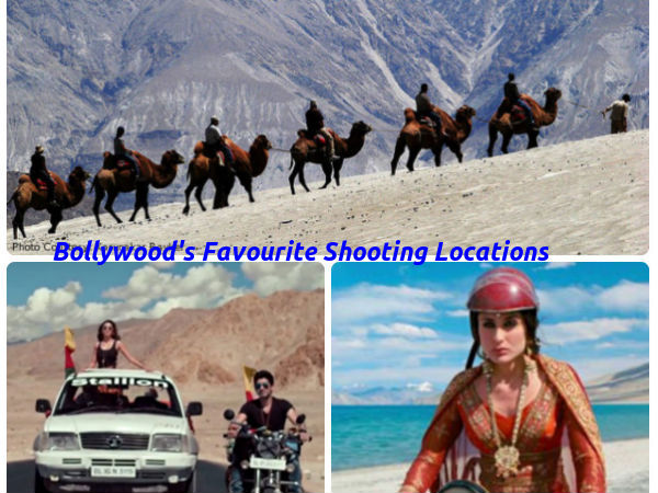 Bollywood's Favourite Shooting Locations in India