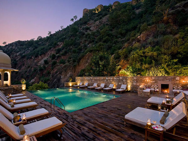 Feel Royal at the Heritage Hotels in Rajasthan