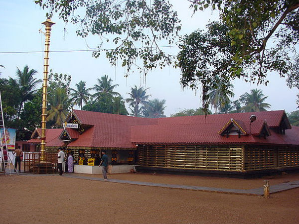Kottarakara Shree Maganapathi Temple