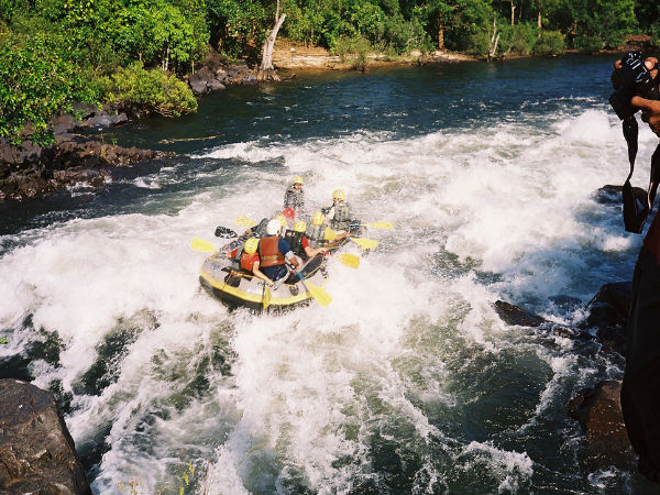 Dandeli - White Water Rafting