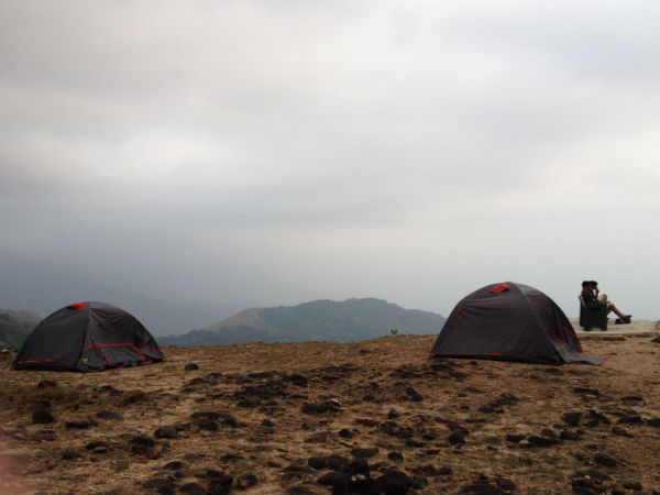 Coorg - Camping