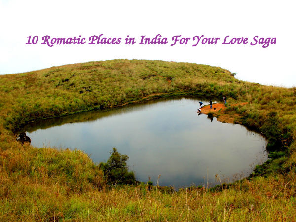 10 Romantic Spots in India For Love Saga