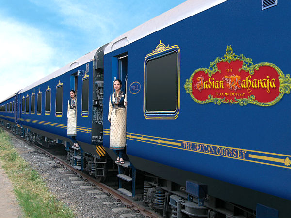 5 Luxury Trains in India For Royal Rides