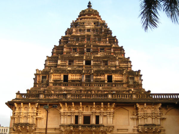 6 Enchanting Palaces in Tamil Nadu