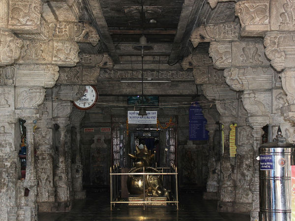 1. Halasuru Someshwara Temple
