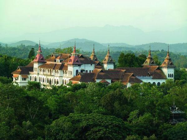 10 Marvellous Palaces in Kerala