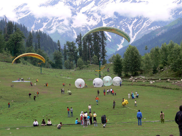 Solang Valley:  A Beautiful Adventure