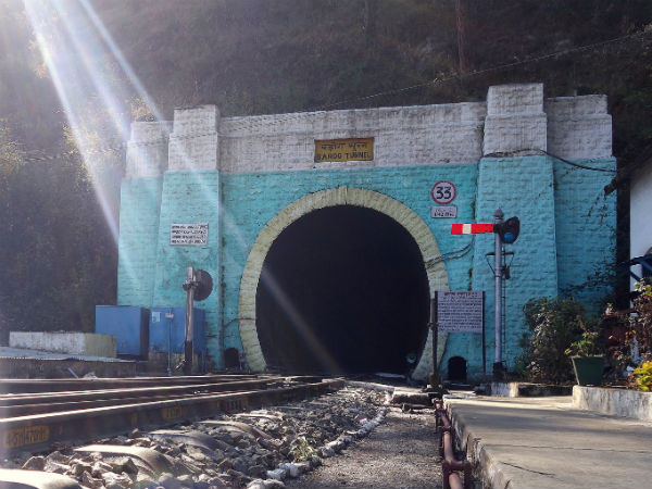 Barog – The Longest Tunnel