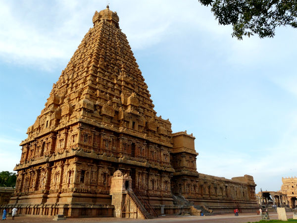 The Ancient Tanjavur