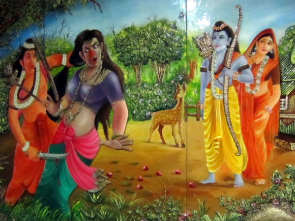 A Journey in India Through Ramayana
