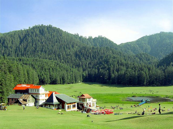 Khajjiar: The Mini Switzerland