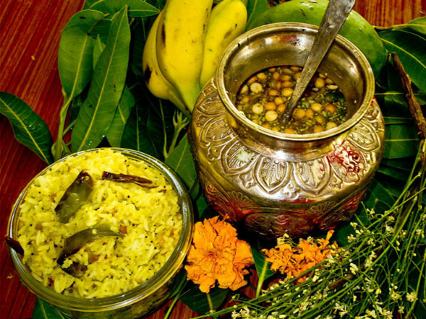 Celebrating Ugadi Festival: The New Year