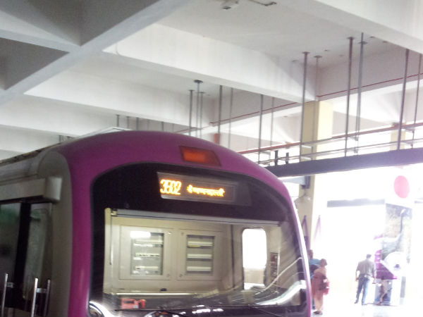 South India's First Underground Metro