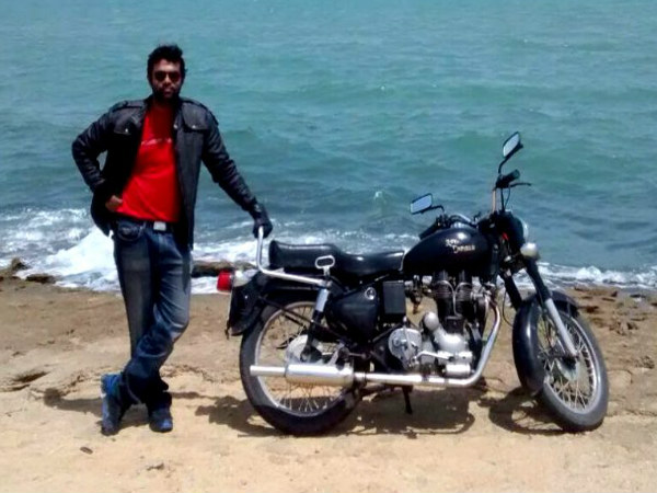 "Dhanushkodi – "" Dream of  every rider"""