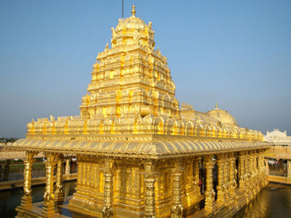Golden Temple in Vellore: The Tales of Gold and Art
