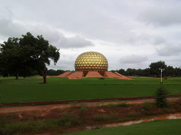 Auroville: A World Within