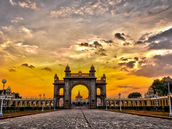 Mysore Palace - A Photo Tour