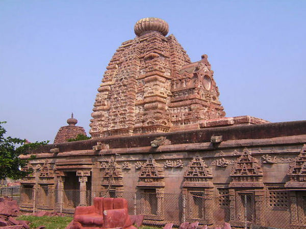 The Navabrahma Temples in Alampur