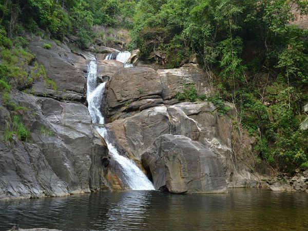 Amazing Meenmutty Falls