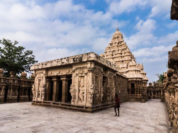 Kailasanathar Temple: An Inspiring Trendsetter