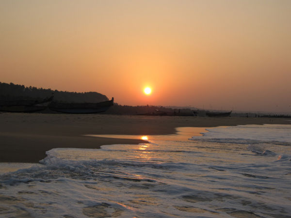 5 Best Sunrise Beaches in India