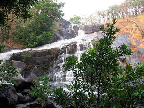 The Hidden Beauty: Picturesque Meenmutty Falls