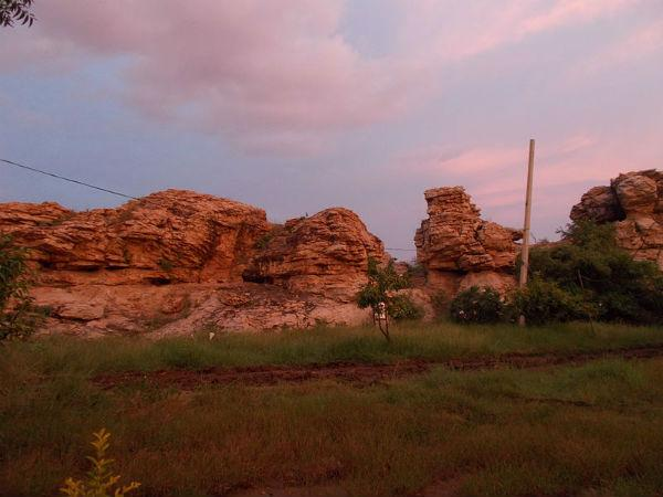 Orvakal Rock Garden in Kurnool
