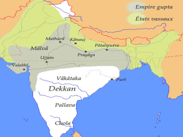 India Places Visited By Great Historians Nativeplanet - Places visited map