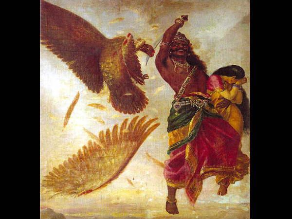 Interesting Tales of Garuda Temple