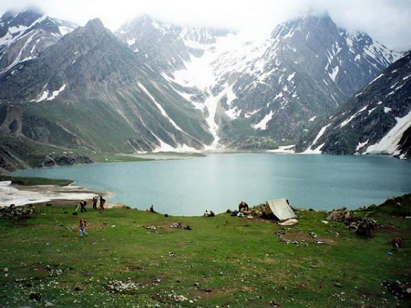 Have You visited Sheshnag Lake?